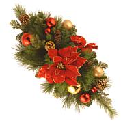 "Winter Lane 30"" Decorative Collection Centerpiece"