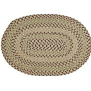 "Woodbridge Braided Rug - 27"" x 48"""