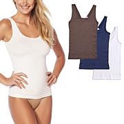 Yummie Seamless 2-Way Shaping Tank 3-pack
