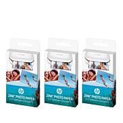 ZINK 3-pack Photo Paper for HP Sprocket Photo Printers