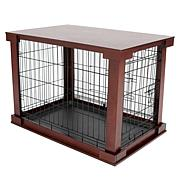 zoovilla Medium Cage with Crate Cover