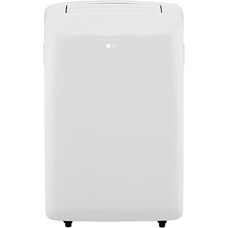 115V Portable Air Conditioner with Remote Control in White for Room...