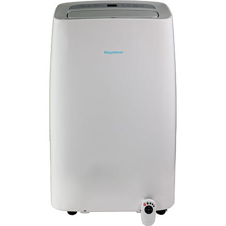 115V Portable Air Conditioner w/Remote for Rooms up to 250 Sq Ft