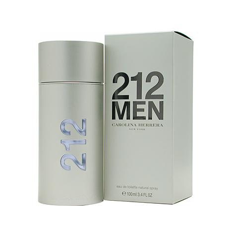 212 by Carolina Herrera Eau De Toilette Spray 3.4 oz.