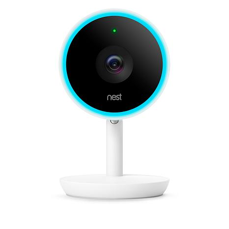 2pk Nest Cam IQ 1080p Security Cameras w/Two-Way Talk