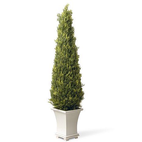 """42"""" Artificial Upright Juniper Tree"""