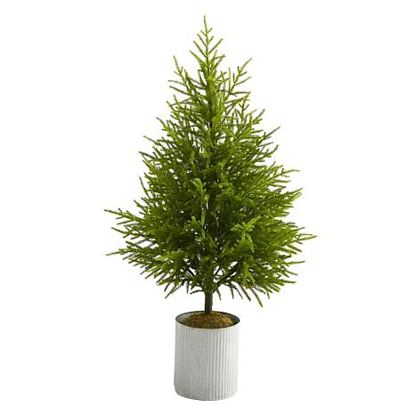 49 in. Norfolk Island Pine Natural Look Artificial Tree