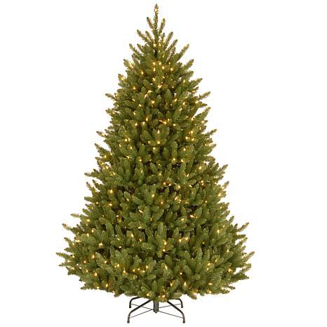 7-1/2'  Natural Fraser Fir Tree w/Lights