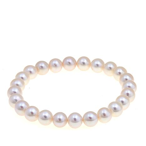 8-10mm Cultured Freshwater Pearl Stretch Bracelet