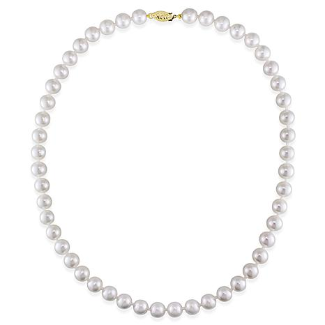8-8.5mm Cultured Akoya Pearl Strand