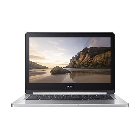 "Acer Chromebook 13.3"" Touch MediaTek Quad-Core, 4GB/64GB Hinged Laptop"