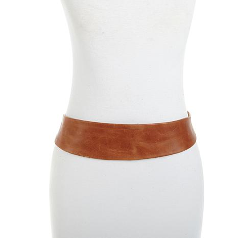 ADA Collection Naomi Argentinean Leather Belt