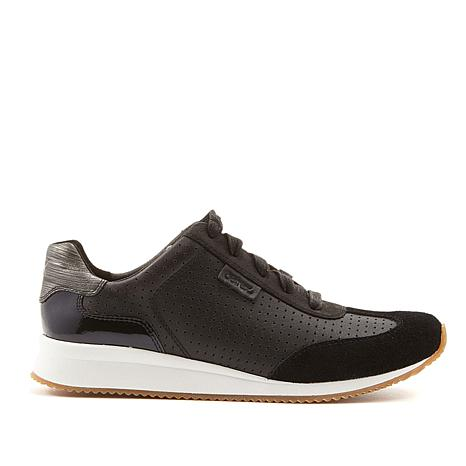 Aetrex® Nadia Leather Sneaker