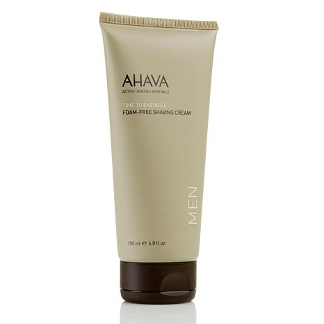 AHAVA Men's Foam-Free Shaving Cream