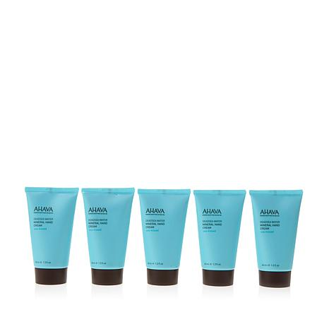 AHAVA Sea-Kissed Hand Cream Mini 5-piece Set