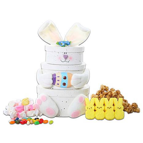Alder Creek Easter Bunny Treat Tower