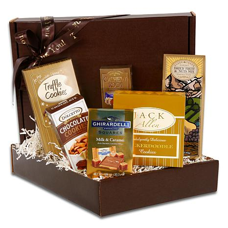Alder Creek Thank You Gift Box