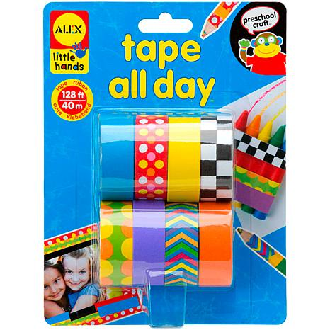 ALEX Toys Little Hands Tape All Day Kit