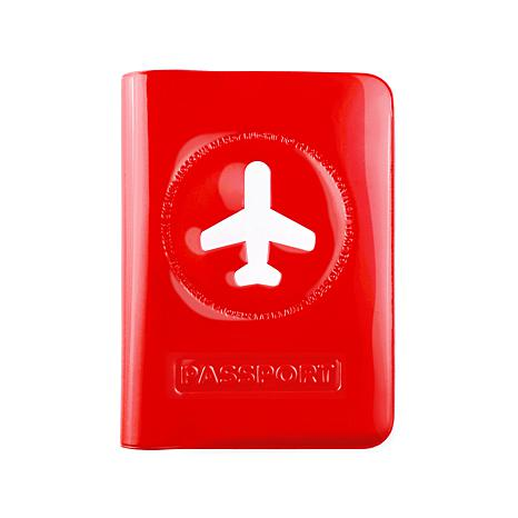 Alife Design Happy Flight Passport Cover