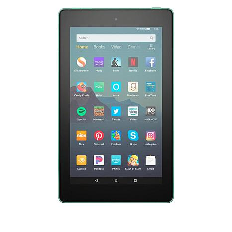 """Amazon Fire 7"""" 16GB Tablet with Voucher"""