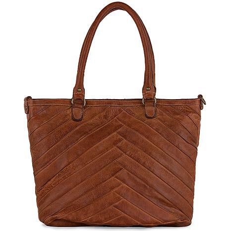 Amsterdam Heritage Kalter Leather Tote