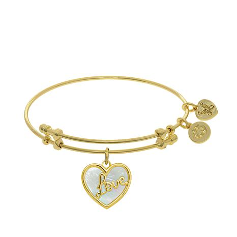 Angelica Love Dangle Bracelet