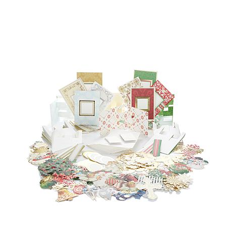 Anna Griffin® Christmas Pop-Up Cardmaking Kit