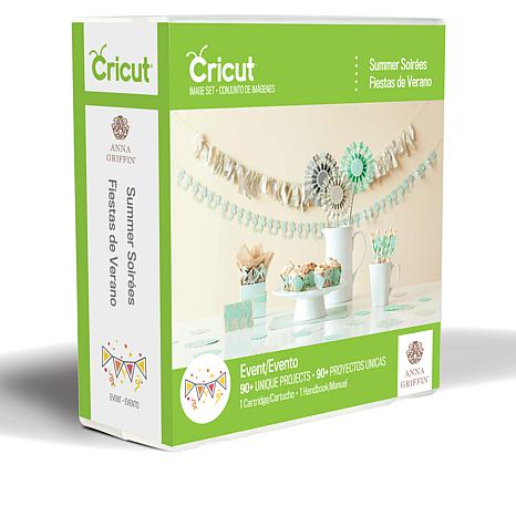 Anna Griffin® Cricut® Cartridge Summer Soirees