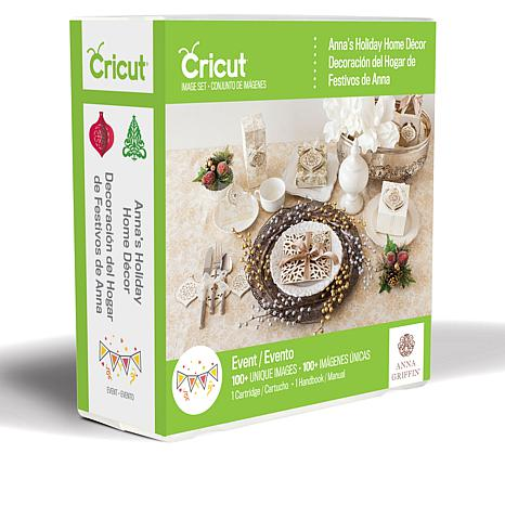 Exceptionnel Anna Griffin® Holiday Home Decor Cricut® Cartridge