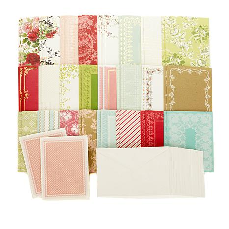Anna Griffin® Valentines Day Perfect Card and Envelopes