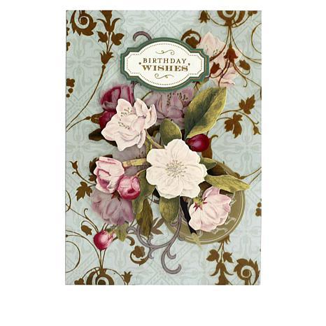 ... Anna Griffin® Vintage Garden Die Cuts 300 Piece Set ...