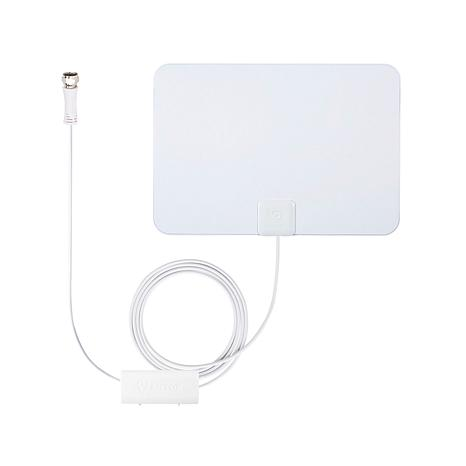 ANTOP Paper Thin Indoor Omnidirectional HDTV Antenna w/50-Mile Range
