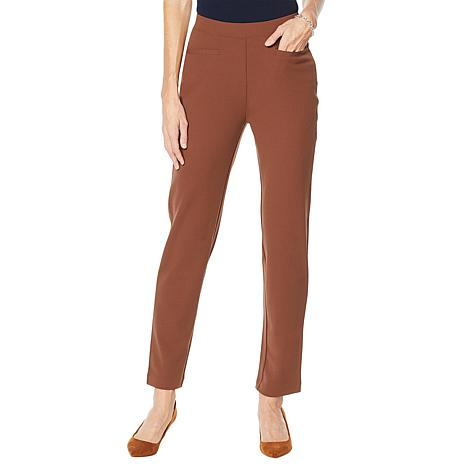 Antthony Boss Lady Techno Stretch Tapered Pant