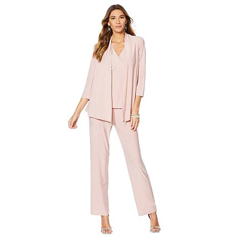 "Antthony ""Modern Moda"" 2-piece Twofer Top and Pant Set"
