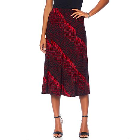 """Antthony """"Timeless Textures"""" 2-pack Skirts"""