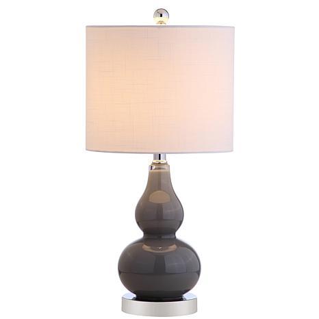"Anya 20.5"" Mini Glass LED Table Lamp by JONATHAN Y"
