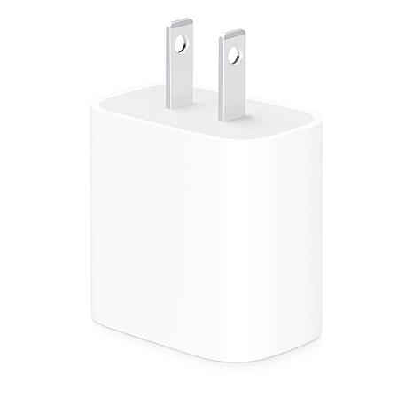 Apple 18W USB-C Power Adapter in White