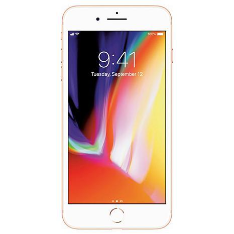 Apple iPhone® 8 Plus 256GB Unlocked GSM/CDMA Smartphone