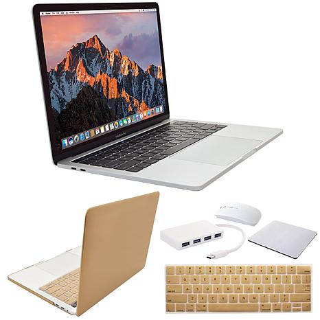 """Apple MacBook Pro® 13.3"""" 512GB SSD Laptop with Touch Bar and Clip Case"""