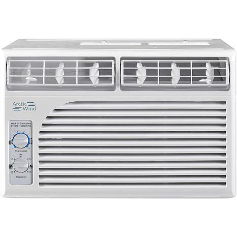 Arctic Wind 5,000 BTU 115V Window Air Conditioner