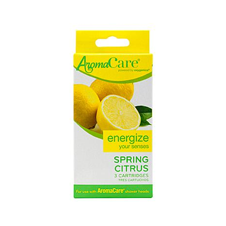 AromaCare 3-pack Spring Citrus Scent Cartridges