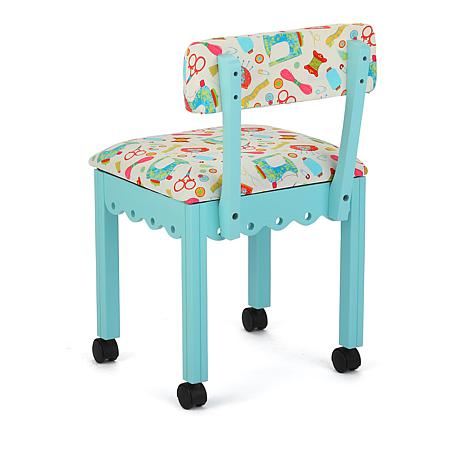 sewing machine chairs with storage