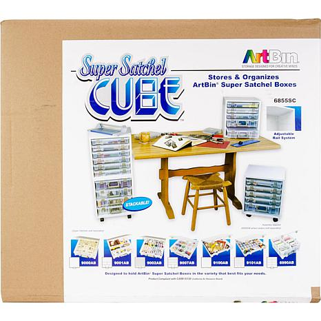 """Artbin Super Satchel Cube - 15.5"""" x 16.75"""" x 15.63"""""""