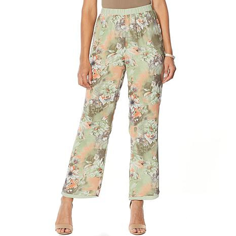 """""""As Is"""" Antthony """"Natural Flow"""" Reversible Palazzo Pant"""