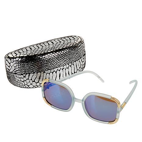 """As Is"" Joan Boyce Signature Oversized Sunglasses"