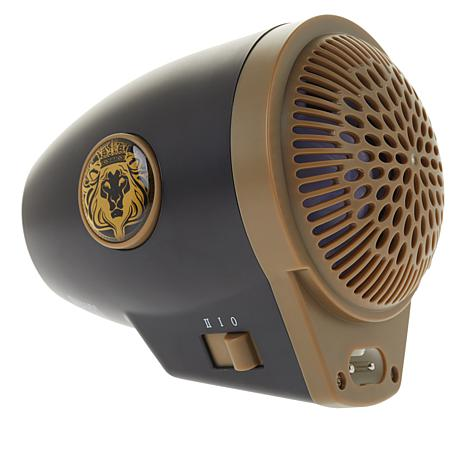 """As Is"" Martino Cartier Power Ball Compact Hair Dryer"