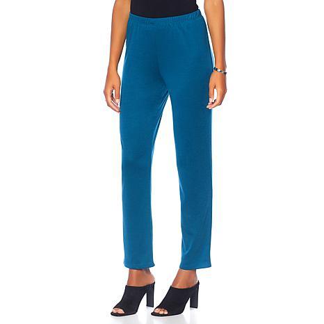 """""""As Is"""" Slinky® Brand 2-pack Ponte Skinny Pant"""