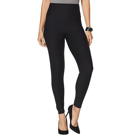 """""""As Is"""" Yummie Stretch Twill Pant with Back Pockets"""