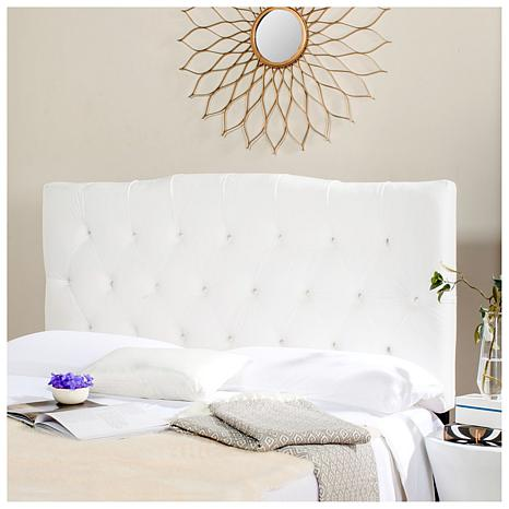 Axel Velvet Tufted Headboard - Queen