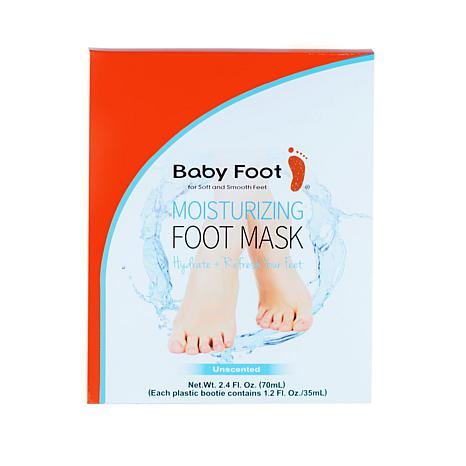 Baby Foot Non-Peel Moisturizing Foot Mask